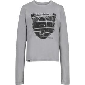Regatta Wendell Longsleeve Shirt Jongens, rock grey